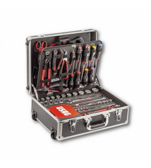 Tool trolley with a assortment for maintenance Usa...