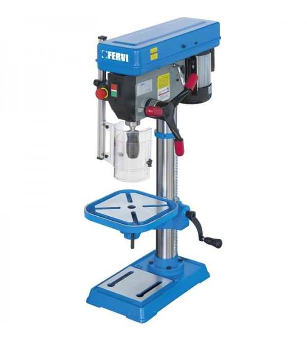 Drill press with drive belt Fervi 0750
