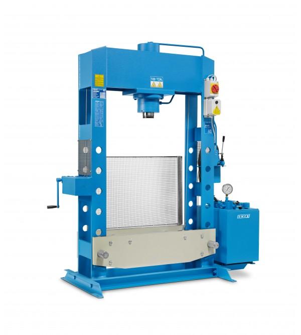 Pressa elettroidraulica 100 Ton. Omcn 164/R