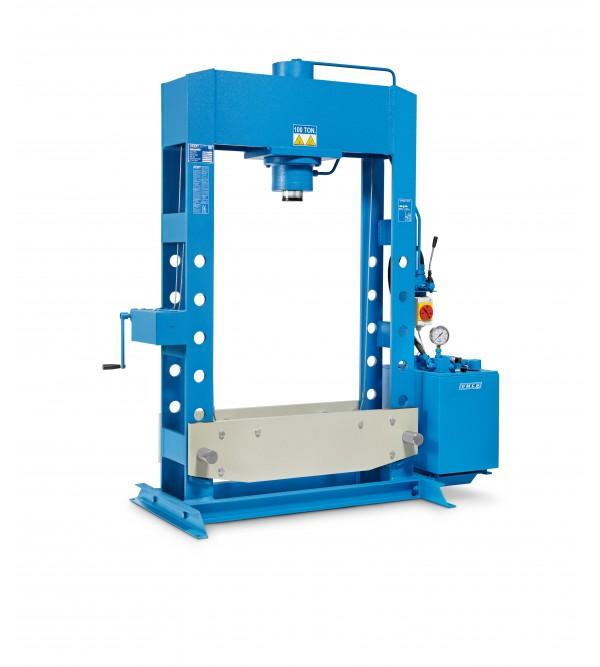 Pressa elettroidraulica 100 Ton. Omcn 164/W