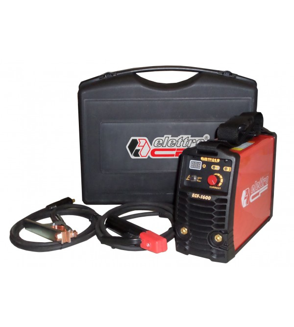 Inverter power source for MMA and TIG welding