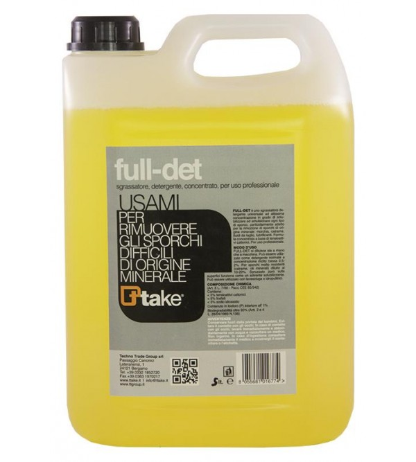 Degreaser and detergent for difficult dirt