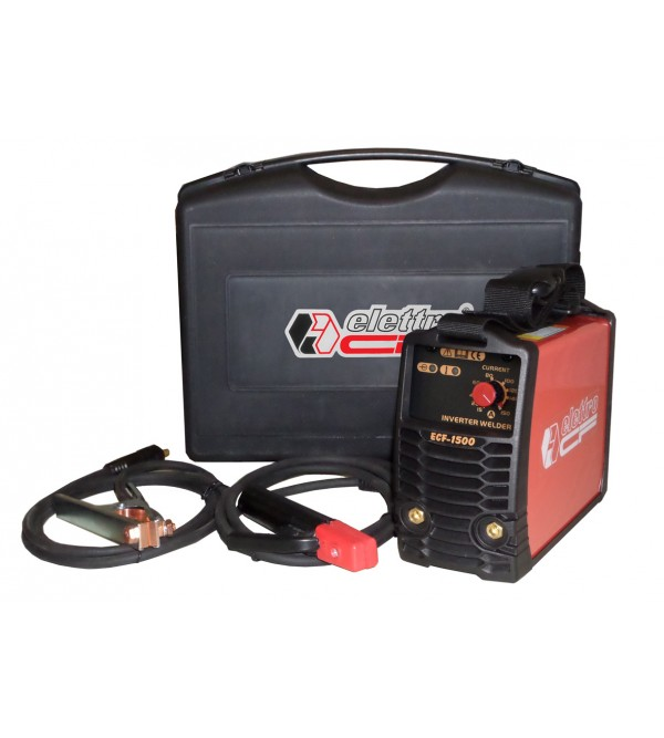 Inverter power source for MMA and TIG welding. 150...