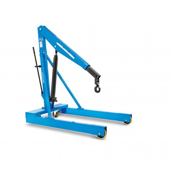 Gru Idraulica a carrello 1,5 Ton. braccio allungabile Omcn SL/15