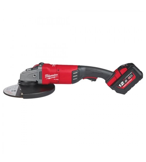 M18 FUEL 230 mm Large Branking Grinder With Paddle...