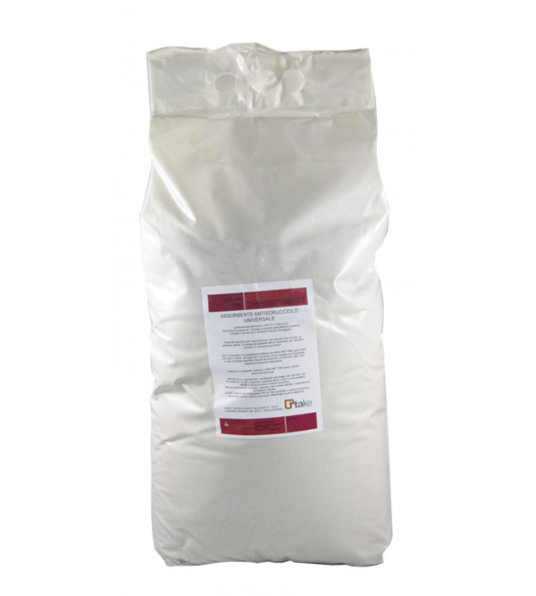 Assorbente universale granulare 4,5 Kg Ttake