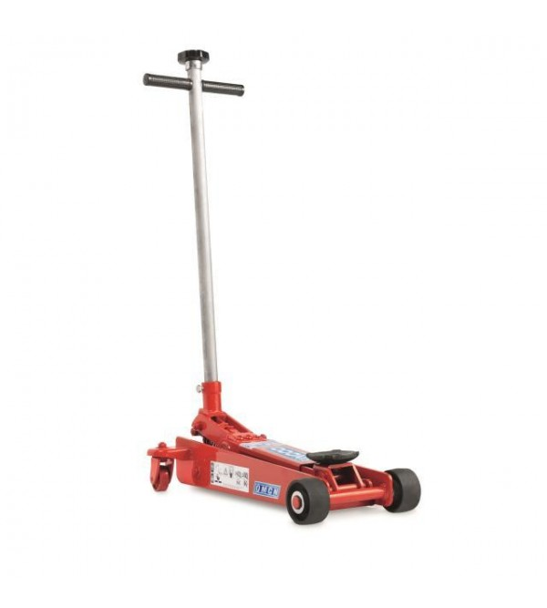 OMCN Hydraulic Trolley Jacks 1.500 kg Short series