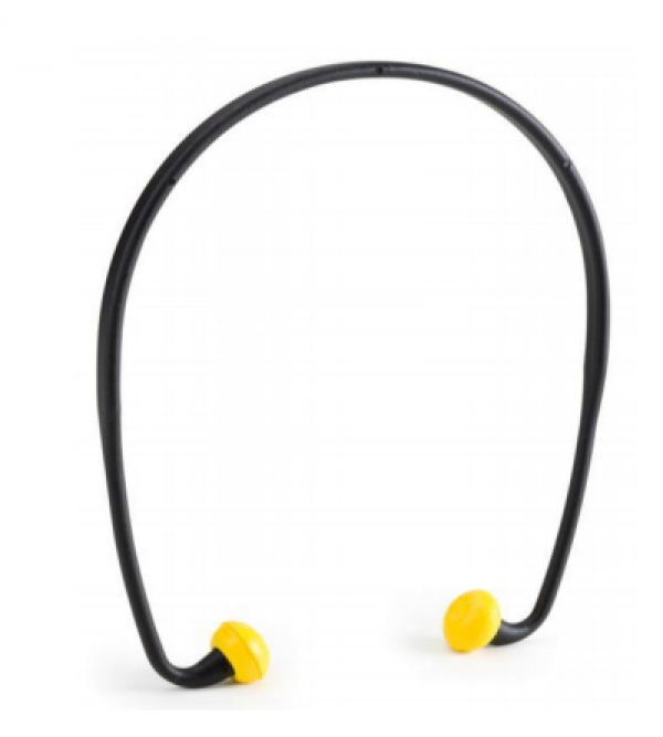 ORMA-CAPS BANDED EAR PLUGS