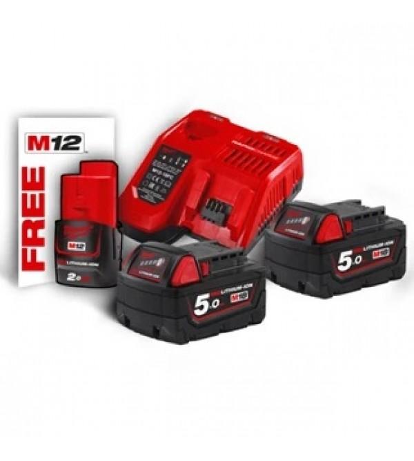 M18™ NRG Pack-M18 NRG-502 Milwaukee